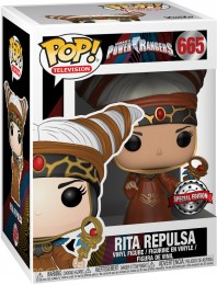 Figurine Funko Pop Power Rangers #665 Rita Repulsa