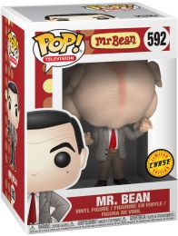 Figurine Funko Pop Mr Bean #592 Mr Bean [Chase]