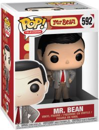 Figurine Funko Pop Mr Bean #592 Mr. Bean