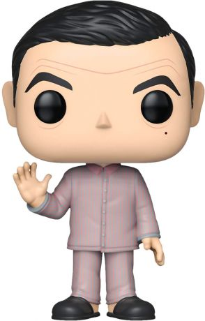 Figurine Funko Pop Mr Bean #786 Mr. Bean en Pyjama