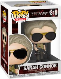 Figurine Funko Pop Terminator : Dark Fate #818 Sarah Connor