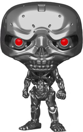 Figurine Funko Pop Terminator : Dark Fate #820 Rev-9 Endoskeleton