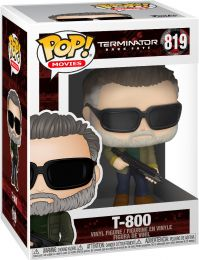 Figurine Funko Pop Terminator : Dark Fate #819 T-800