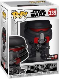 Figurine Funko Pop Star Wars Jedi : Fallen Order #339 Purge Trooper