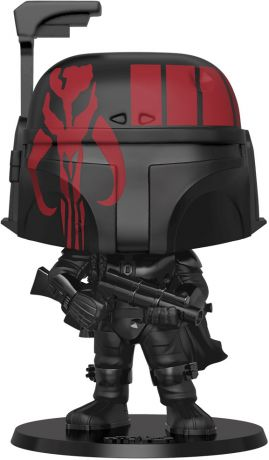 Figurine Funko Pop Star Wars : The Clone Wars #297 Boba Fett - 25 cm
