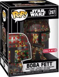 Figurine Funko Pop Star Wars : Futura #297 Boba Fett