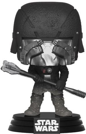 Figurine Funko Pop Star Wars 9 : l'Ascension de Skywalker #332 Knight of Ren (War Cub)