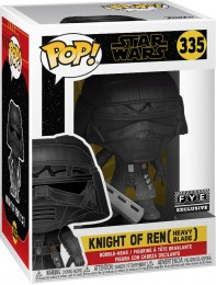 Figurine Funko Pop Star Wars 9 : L'Ascension de Skywalker #335 Knight of Ren (Heavy Blade)