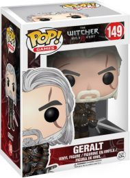 Figurine Funko Pop The Witcher 3: Wild Hunt #149 Geralt