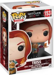 Figurine Funko Pop The Witcher 3: Wild Hunt #153 Triss