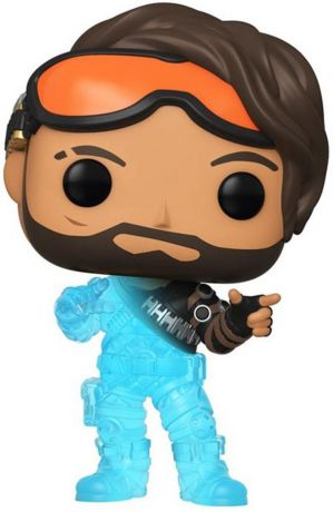 Figurine Funko Pop Apex Legends #547 Mirage - Translucide