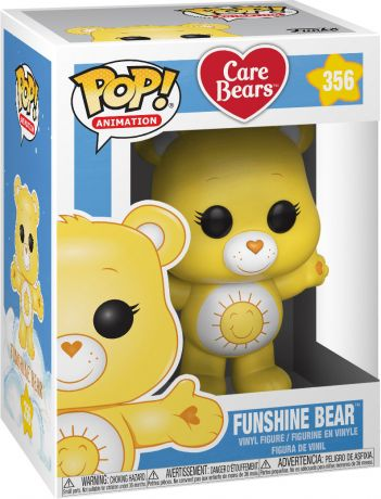 Figurine Funko Pop Bisounours #356 Grosjojo