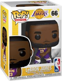 Figurine Funko Pop NBA #66 LeBron James