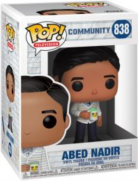 Figurine Funko Pop Community #838 Abed Nadir