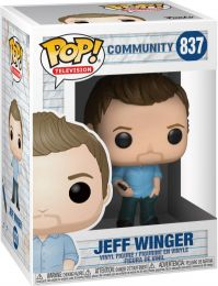 Figurine Funko Pop Community #837 Jeff Winger
