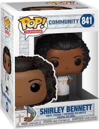 Figurine Funko Pop Community #841 Shirley Bennett