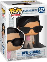 Figurine Funko Pop Community #842 Ben Chang