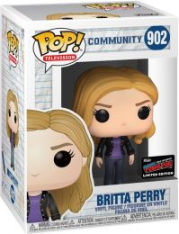 Figurine Funko Pop Community #902 Britta Perry