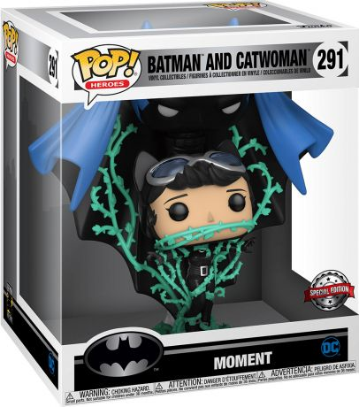 Figurine Funko Pop Batman [DC] #291 Batman et Catwoman