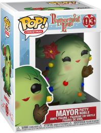 Figurine Funko Pop Peppermint Lane #3 Sapin de Noël
