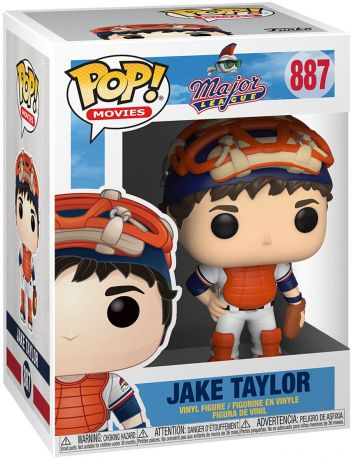 Figurine Funko Pop MLB : Ligue Majeure de Baseball #887 Jake Taylor