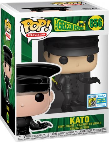 Figurine Funko Pop The Green Hornet #856 Kato