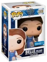 Figurine Funko Pop La Belle et la Bête [Disney] #249 Belle - Village