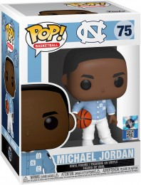 Figurine Funko Pop NBA #75 Michael Jordan