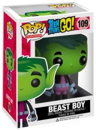 Figurine Funko Pop Teen Titans Go! #109 Changelin