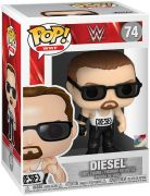 Figurine Pop WWE #74 Diesel