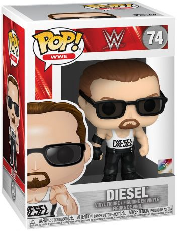Figurine Funko Pop WWE #74 Diesel