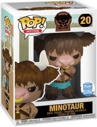 Figurine Funko Pop Mythes et Légendes #20 Le Minotaure