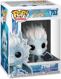 Figurine Funko Pop Le Prince des Dragons #753 Zym