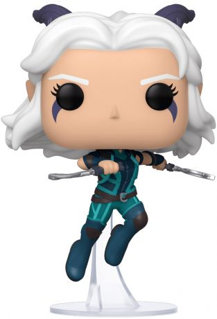 Figurine Funko Pop Le Prince des Dragons #751 Rayla