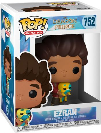 Figurine Funko Pop Le Prince des Dragons #752 Ezran