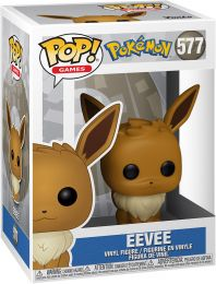 Figurine Funko Pop Pokémon #577 Evoli