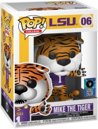 Figurine Funko Pop Mascottes Universitaires #6 Mike le Tigre