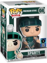 Figurine Funko Pop Mascottes Universitaires #4 Sparty
