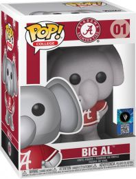 Figurine Funko Pop Mascottes Universitaires #1 Big Al