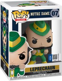 Figurine Funko Pop Mascottes Universitaires #7 Leprechaun