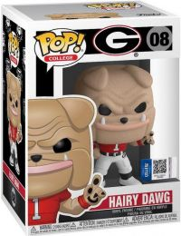 Figurine Funko Pop Mascottes Universitaires #8 Hairy Dawg