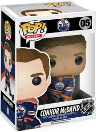 Figurine Funko Pop LNH: Ligue Nationale de Hockey #5 Connor McDavid
