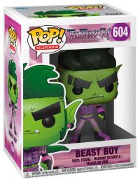 Figurine Funko Pop Teen Titans Go! #604 Changelin