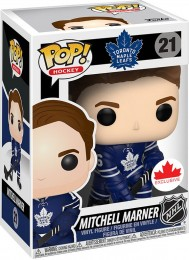 Figurine Funko Pop LNH: Ligue Nationale de Hockey #21 Mitchell Marner