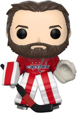Figurine Funko Pop LNH: Ligue Nationale de Hockey #16 Braden Holtby
