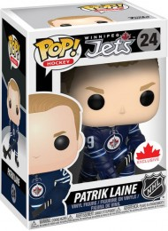 Figurine Funko Pop LNH: Ligue Nationale de Hockey #24 Patrik Laine