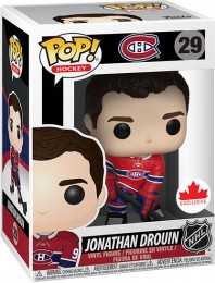 Figurine Funko Pop LNH: Ligue Nationale de Hockey #29 Jonathan Drouin