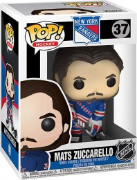 Figurine Funko Pop LNH: Ligue Nationale de Hockey #37 Mats Zuccarello