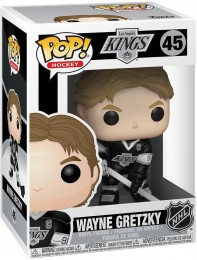 Figurine Funko Pop LNH: Ligue Nationale de Hockey #45 Wayne Gretzky