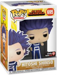 Figurine Funko Pop My Hero Academia #695 Hitoshi Shinso